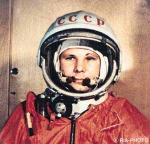 Major Yuri A. Gagarin